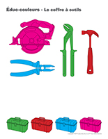 Éduc-couleurs-Le coffre à outils