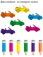 Éduc-couleurs-Le transport routier