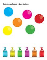 Éduc-couleurs-Les bulles