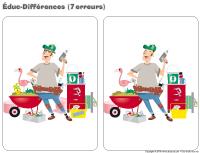 Éduc-différence - La fête des Pères