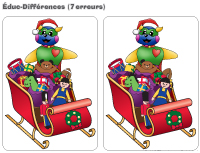 Éduc-différences - Noël - Poni