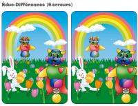 Éduc-différences - Pâques - Poni