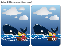 Éduc-différences - les poissons