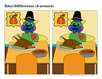 Éduc-différences-Action de grace avec Poni
