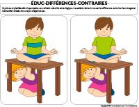 Éduc-différences-Contraires