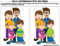 Éduc-différences-Fête des Pères