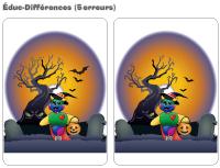 Éduc-différences-Halloween-Poni