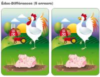 Éduc-différences-L'agriculture