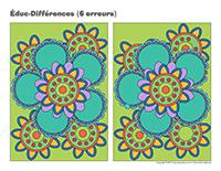 Éduc-différences-Les mandalas