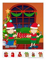 Éduc-intrus-Noël-Le partage