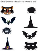 Éduc-ombres-Halloween-Dans le noir
