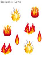 Éduc-paires - Le feu