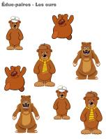 Éduc-paires - Les ours