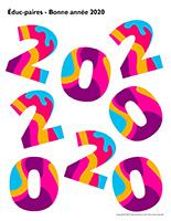 Éduc-paires-Bonne année 2020