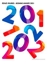Éduc-paires-Bonne année 2021