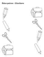 Éduc-paires-L'écriture