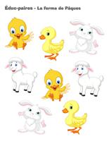 Éduc-paires-La ferme de Pâques