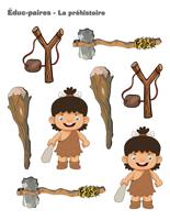 Éduc-paires-La préhistoire
