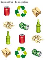 Éduc-paires-Le recyclage