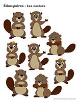 Éduc-paires-Les castors