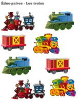 Éduc-paires-Les trains