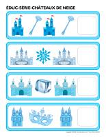Éduc-série-Châteaux de neige
