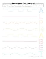 Éduc-tracé-Alphabet