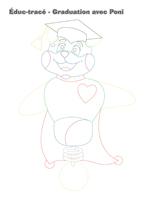Éduc-tracé-Graduation avec Poni