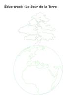 Éduc-tracé-Le Jour de la Terre