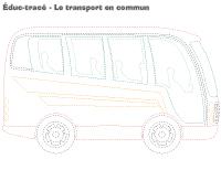 Éduc-tracé-Le transport en commun