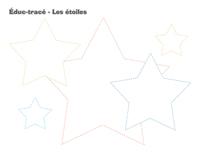 Éduc-tracé-Les étoiles