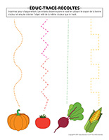 Éduc-tracé-Récoltes