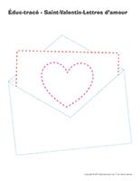 Éduc-tracé-Saint-Valentin-Lettres d'amour