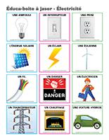 Éduca-boite à jaser-Électricité