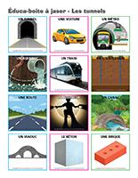 Éduca-boite à jaser-Les tunnels