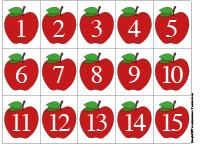 Éduca-chiffres-Pommes