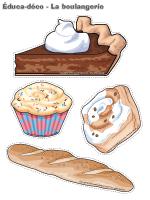 Éduca-déco - La boulangerie
