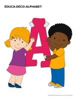 Éduca-déco-Alphabet