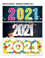 Éduca-déco-Bonne année 2021-2
