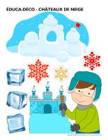 Éduca-déco-Châteaux de neige-2