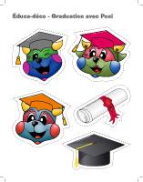 Éduca-déco-Graduation avec Poni