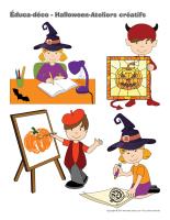 Éduca-déco-Halloween-Ateliers créatifs-1