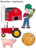 Éduca-déco-L'agriculture