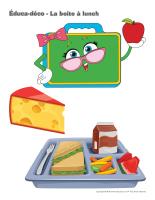 Éduca-déco-La boite à lunch