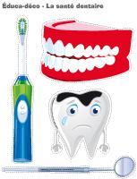 Éduca-déco-La santé dentaire
