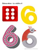 Éduca-déco-Le chiffre 6