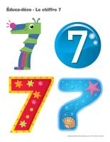 Éduca-déco-Le chiffre 7