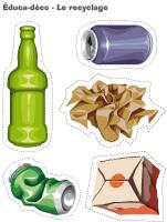 Éduca-déco-Le recyclage