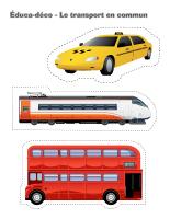 Éduca-déco-Le transport en commun
