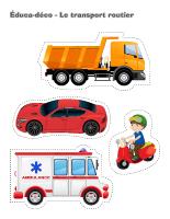 Éduca-déco-Le transport routier